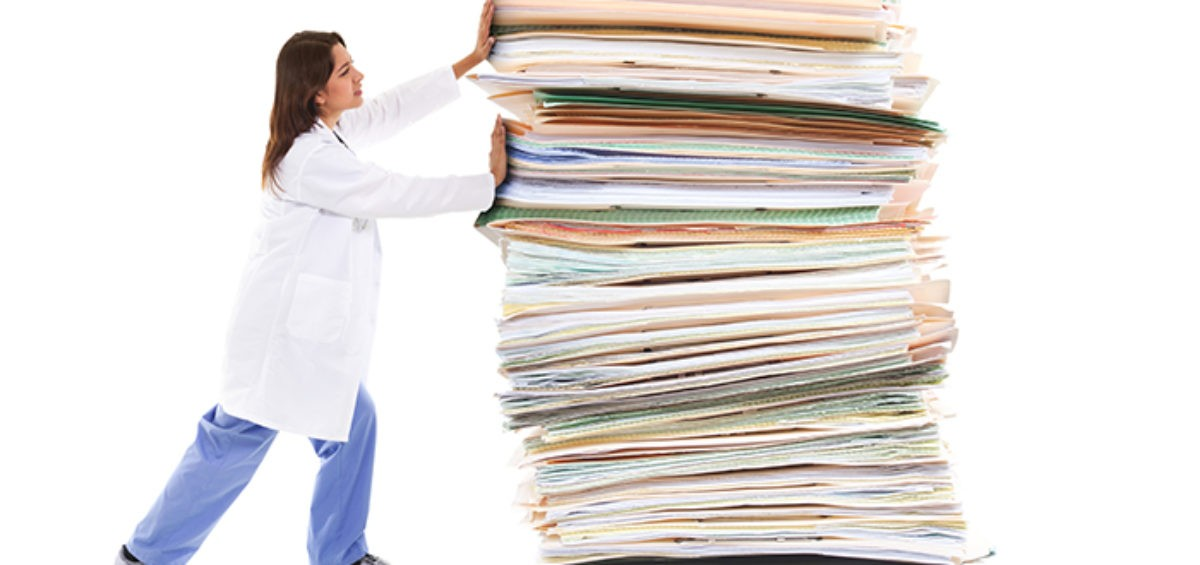 5 steps to going paperless at your practice