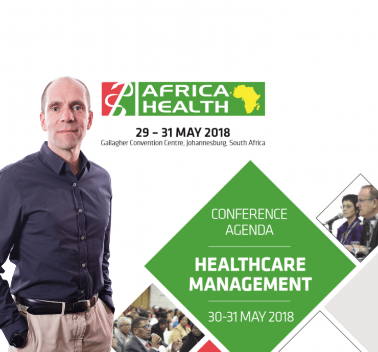 Healthbridge presents at Africa Health 2018