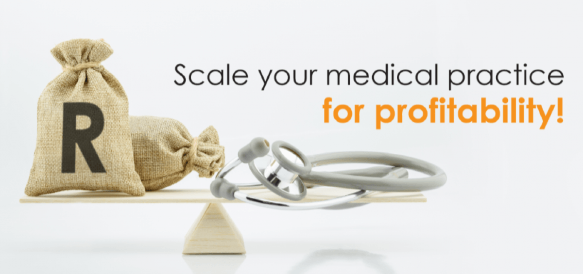 Scale your medical practice for profitability