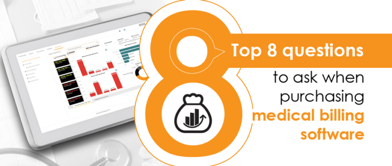 Top 8 questions to ask when purchasing medical billing software