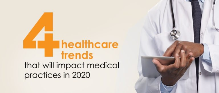 4 healthcare trends that will impact medical practices