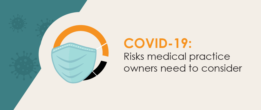 COVID-19: Risks medical practice owners need to consider