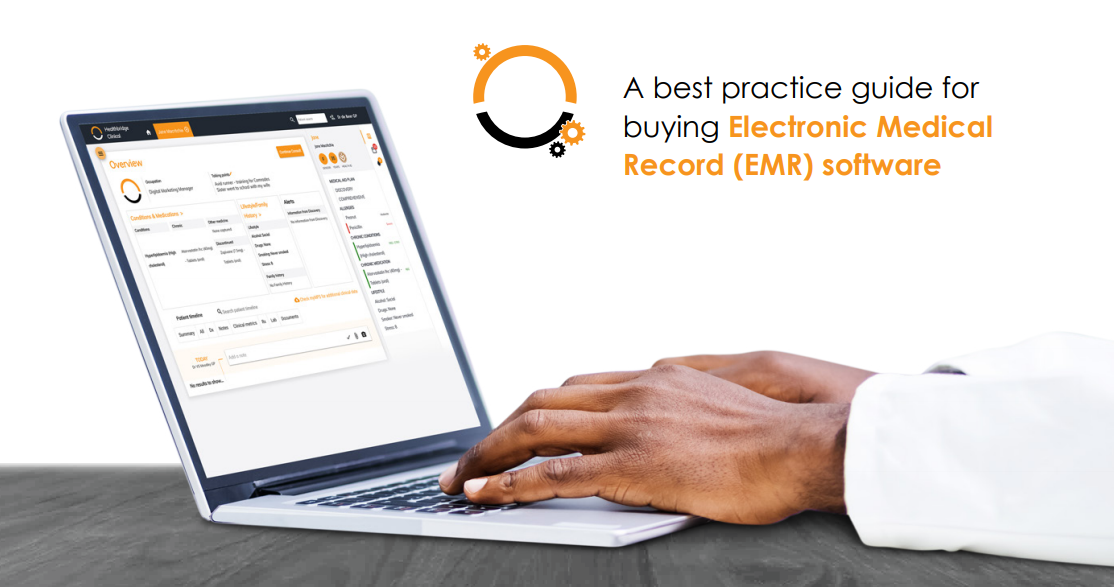 [eGuide] A best practice guide for buying Electronic Medical Record (EMR) software