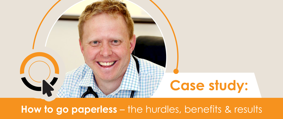 Case study: Going paperless – the hurdles, benefits & results
