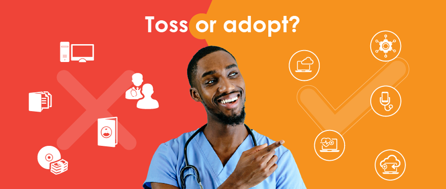 Toss or adopt? 5 obsolete practices to throw away & 5 to adopt in 2021