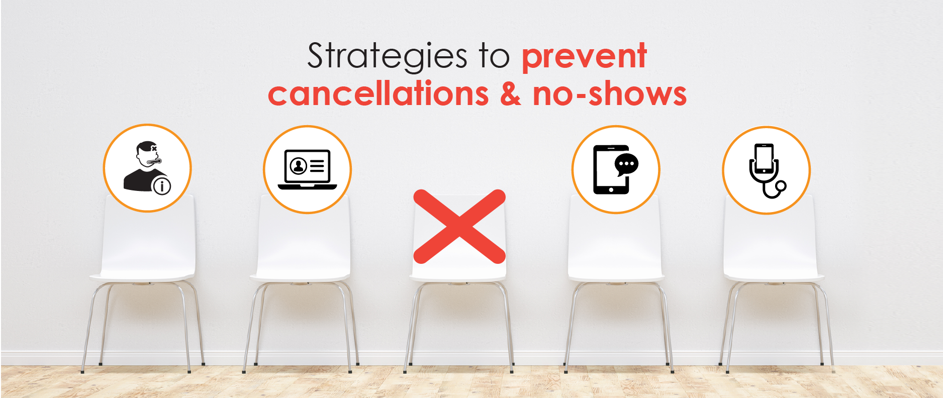 6 strategies to prevent cancellations & no-shows