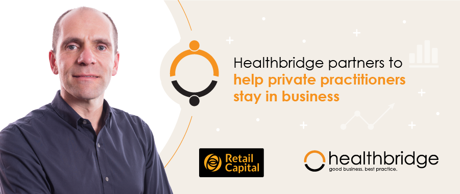 Healthbridge partners to help private practitioners stay in business