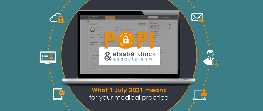 What the POPI Act means for your medical practice
