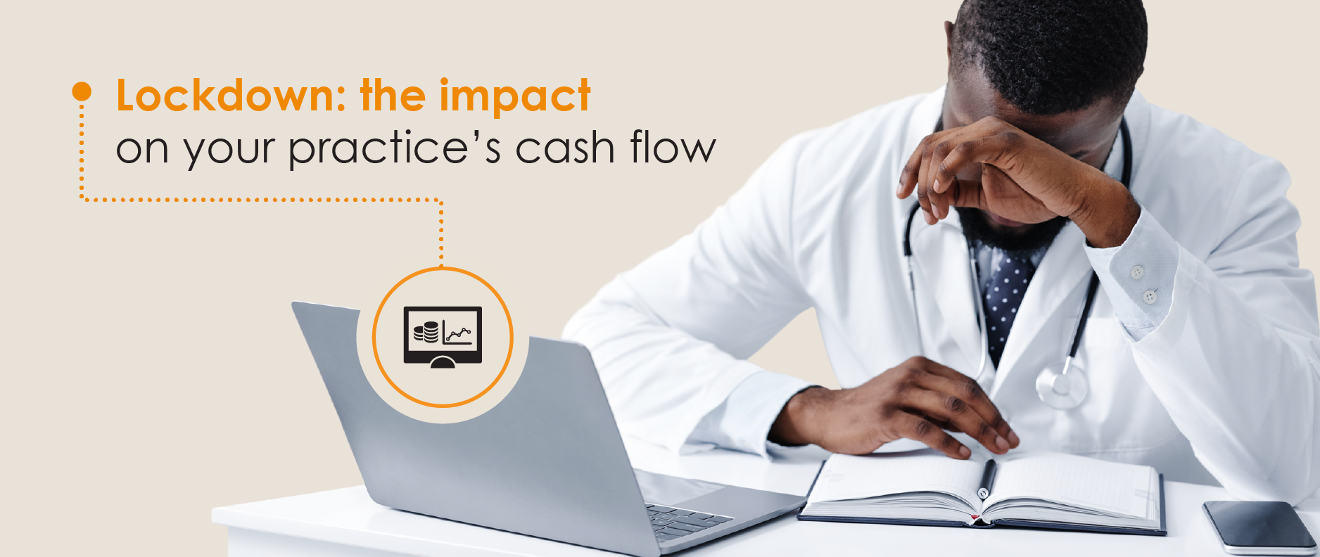 How lockdown impacts your medical practice's cash flow
