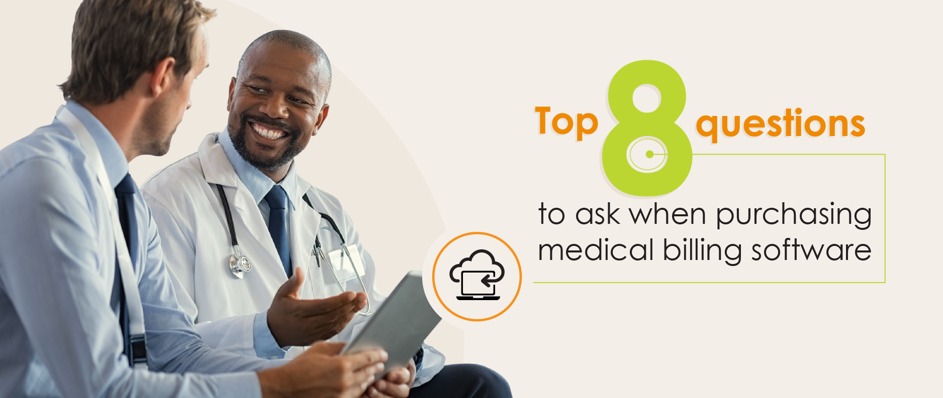 Top 8 questions to ask when purchasing cloud-based medical billing software